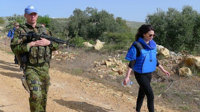 Elina Born Liibanonis