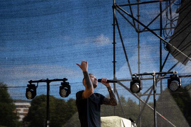 e9c4cd62b1d FOTOD | Delfi rallipäeval pakkusid muusikalist vahepala Arop, Koit Toome ja  Smilers