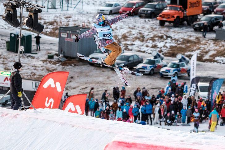 Eesti Big Air meistrivõistlused 2017