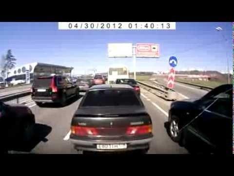 VÕIMALIK AINULT VENEMAAL: Kuidas toimub maanteel reavahetus