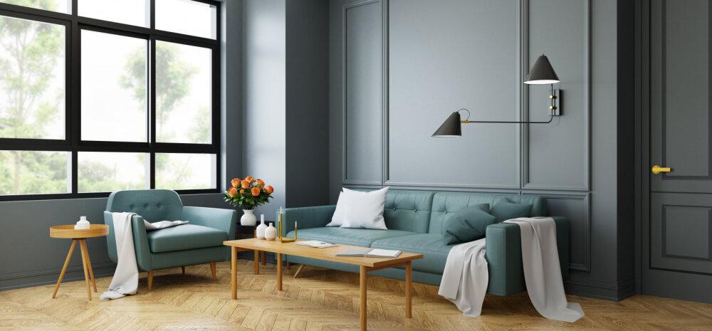 Kuidas kujundada ajatu ilmega kodu, mis ei lähe iial moest?