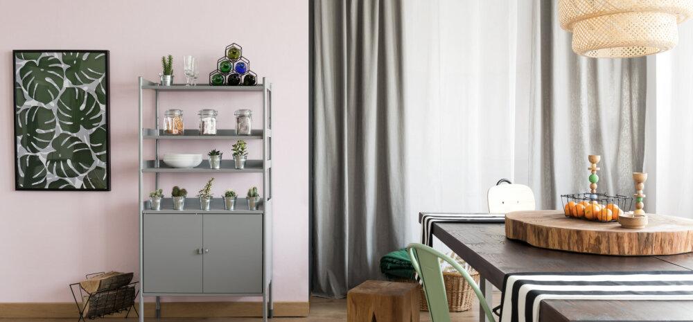 Väiksest avaramaks — mida pidada silmas väikse kodu värvimisel