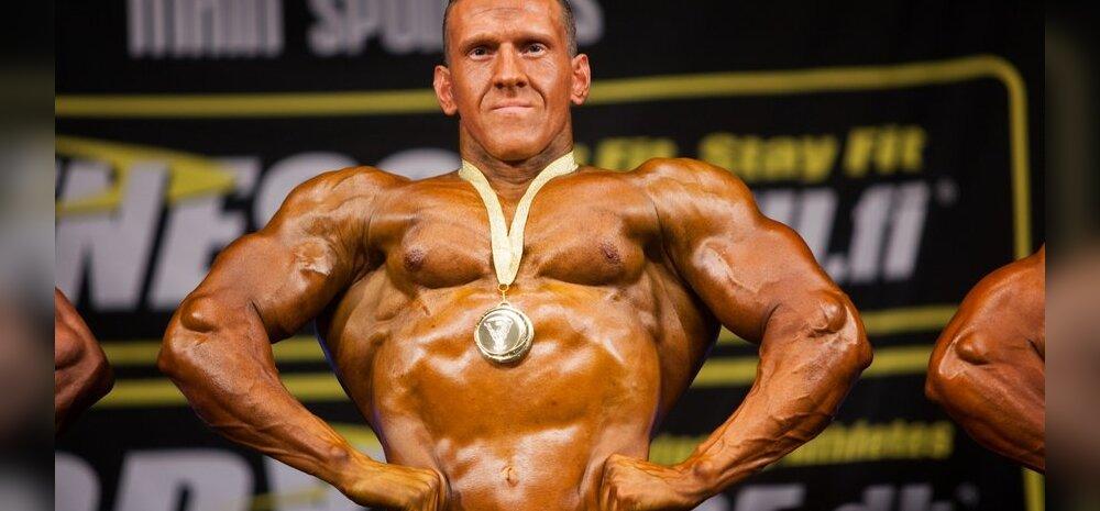 Kulturismi ja fitnessi Põhjamaade meistrivõistlused, mehed