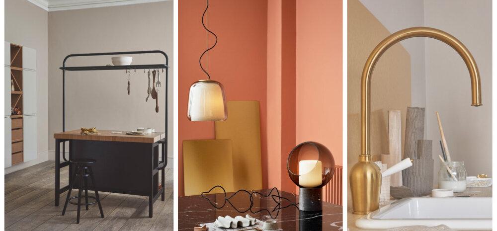 БЫТЬ В ТРЕНДЕ │ Августовская коллекция мебели и аксессуаров IKEA — черпаем вдохновение!