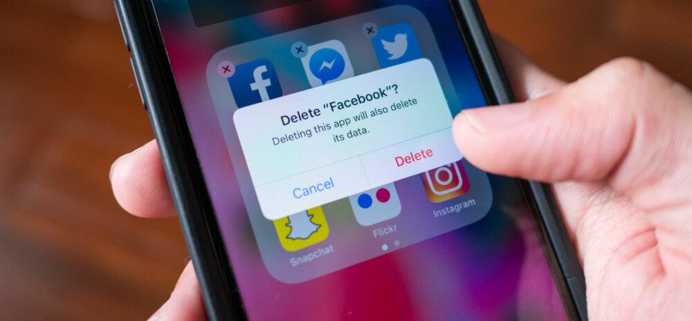 Ühe ajastu lõpp? Üha enam noori hülgab Facebooki ja eelistab hoopis teisi sotsiaalmeediaplatvorme, kinnitab uuring