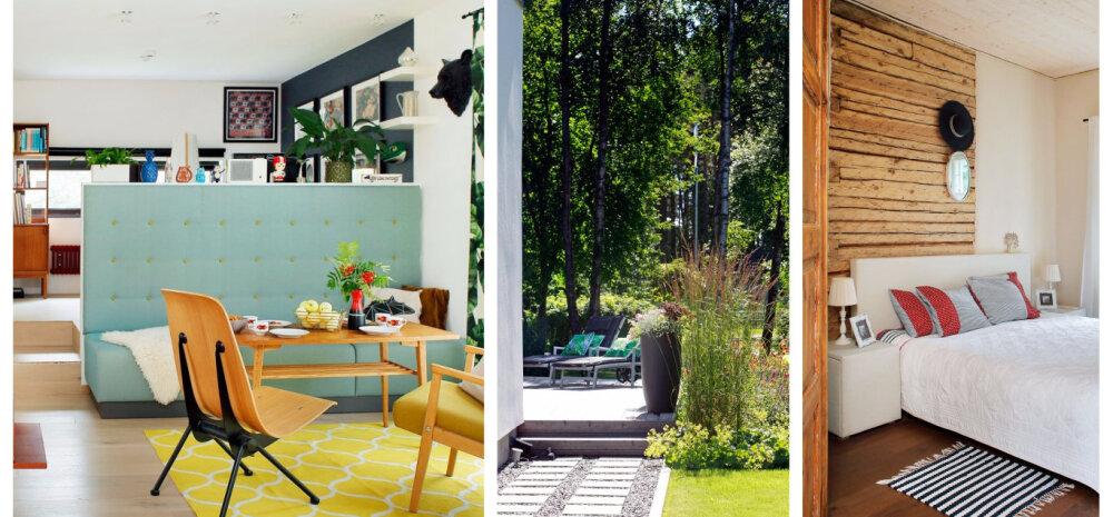 FOTOD | Kodu kauniks 2017 võitjad on selgunud: aasta kodu asub Rakveres, aasta aed Raplamaal