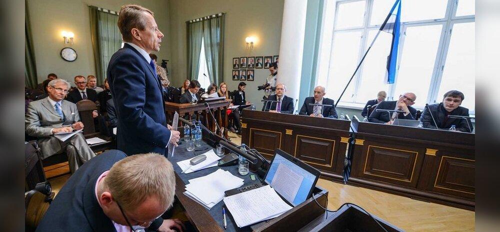 Avaldus Eestis aastal 2012: Teder peab ESM-i kolonialismiks