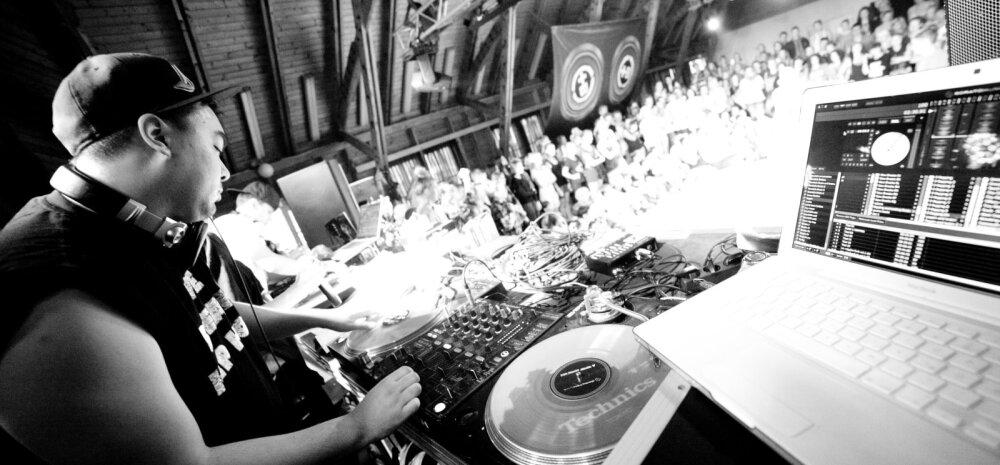 Juuli lõpus väisab Eestit Saksamaalt pärit Chris ehk DJ Ice-C, kes avastas juba varases eas <em>hip-hop</em>'i, <em>funk</em>'i ja <em>soul</em>'i