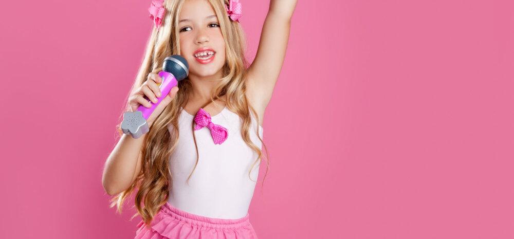 Lugeja laste talendi<em>show</em>'dest: lapsepõlve süütud muretud mängud?
