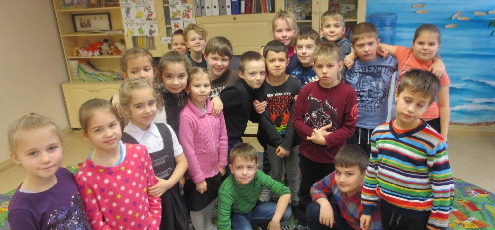Narva kool valiti klassiekskursioonide konkursi #MeieReis rahva lemmikuks