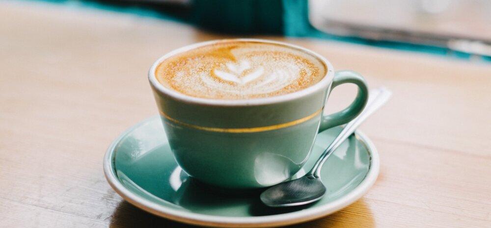 Kohvi abil saledaks: milline kohvijook on kõige taljesõbralikum?
