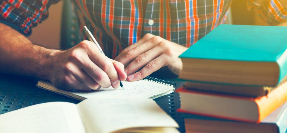 Kuus õppimistehnikat, mida iga õpilane võiks teada