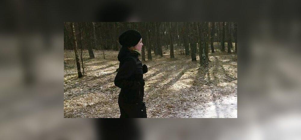 29aastane Katerina: jooksutrenniga kadusid üleliigsed kilod