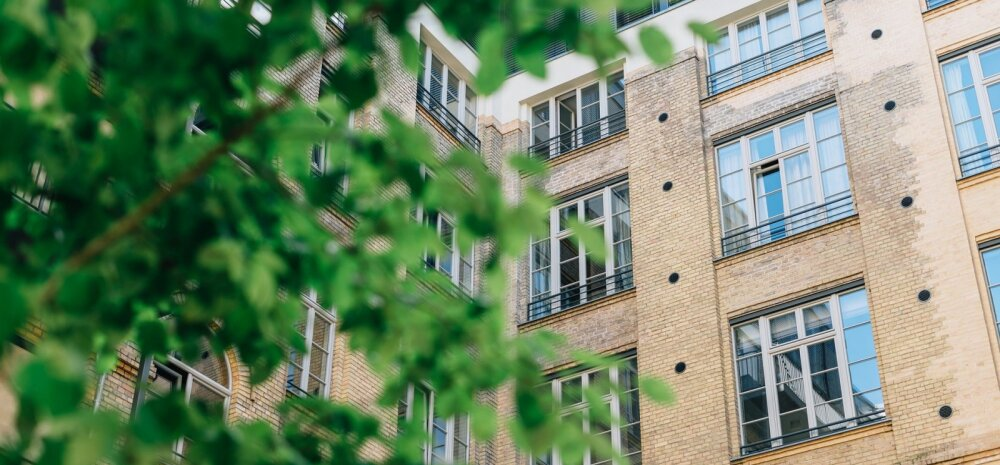 Таллинн сдал позиции лидера по сделкам с недвижимостью