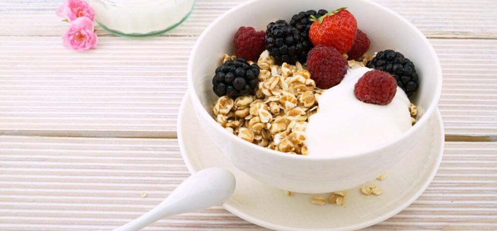 Kiire koolihommiku RETSEPTID   Viis tervislikku hommikusööki, mis valmivad viie minutiga