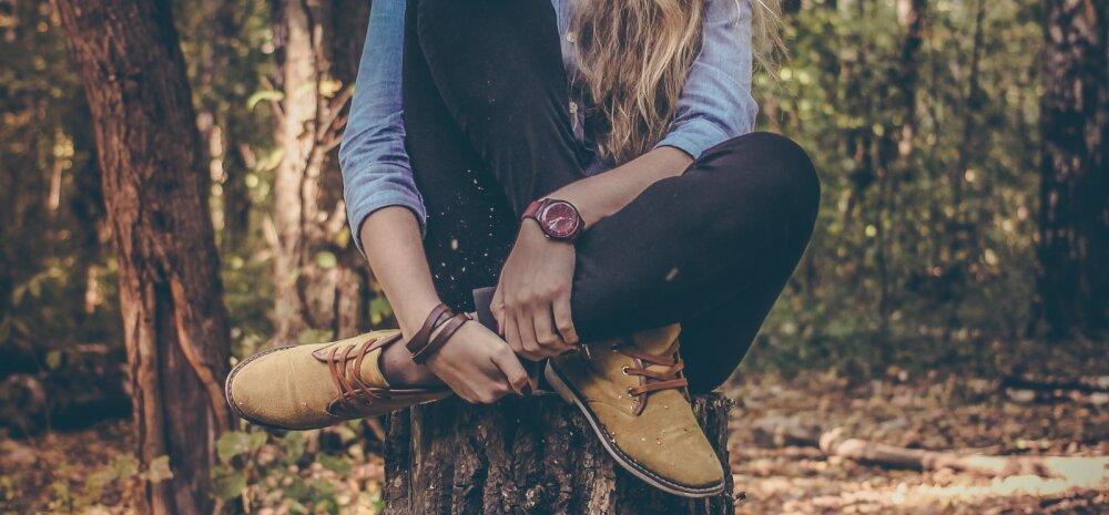 Naisteka lugeja lohutab: paljudele 13aastastele tunduvad kool ja elu nõme, kuid see läheb üle