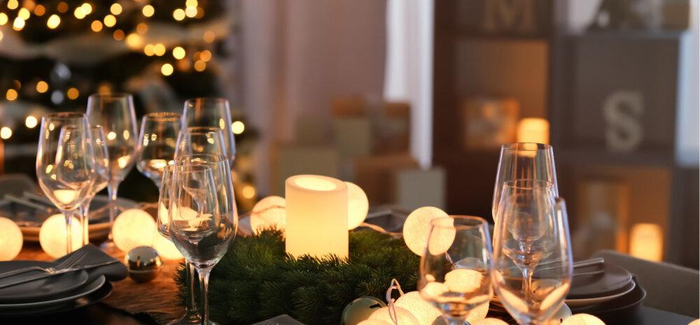 ФОТО | Как украсить стол на Рождество: 12 подсказок