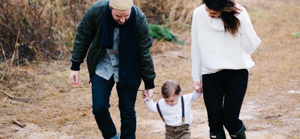 Kuidas kasvatada õnnelikke lapsi? Ära hoia vati sees, aga ära ole ka liiga karm!