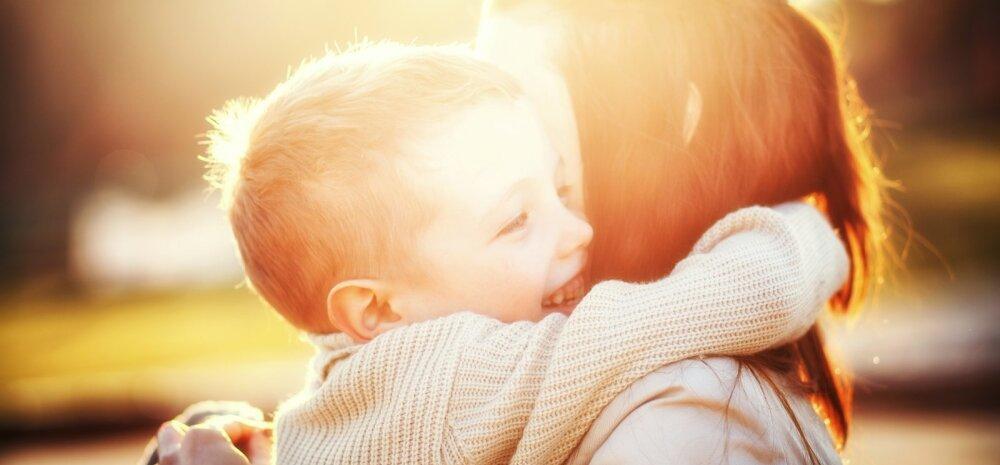 Neid nelja lauset peab lapsele ütlema iga lapsevanem