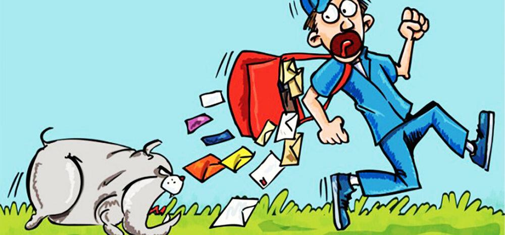 PÄEVA ANEKDOOT: Postiljon ei hüüa tulles