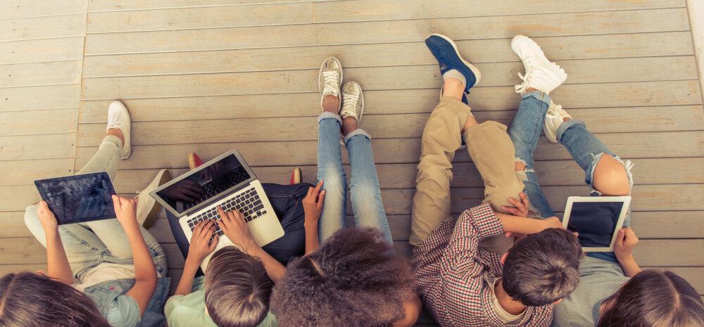 Noor: otsige tööd avatud südamega ja meelega, olge uudishimulikud ning võtke pakkumisi vastu