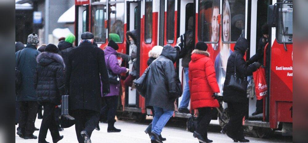 Tallinna ühistransport
