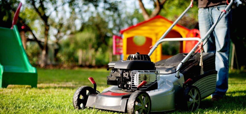 Топливо для газонокосилки: специалисты рекомендуют использовать бензин Euro 98