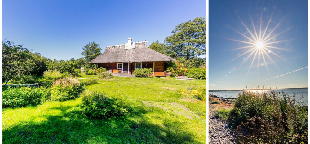 Мечтаете о даче в живописном месте? 7 вариантов на рынке Эстонии