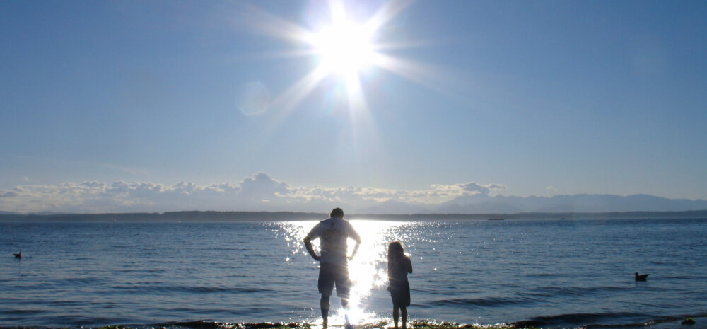 Ilus isa ja tütre GALERII: Downi sündroomiga tütre ja tema isa erinevad nägemused ümbritsevast
