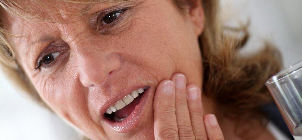 Tõhus kodune imerohi, mille abil saab viie minutiga hambavalust priiks