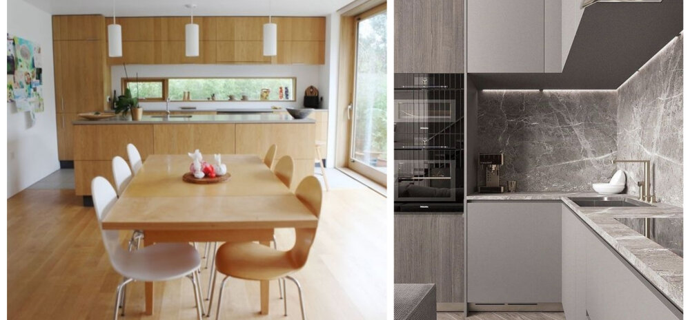 Soovid, et köök näeks välja nagu sisustusajakirjas? Seitse nõuannet, mida järgida!