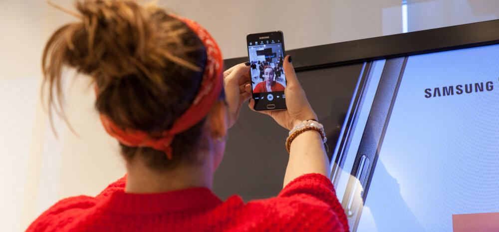 Kuidas selfil veatu välja näha? Kristel Aaslaid jagab kasulikke nippe