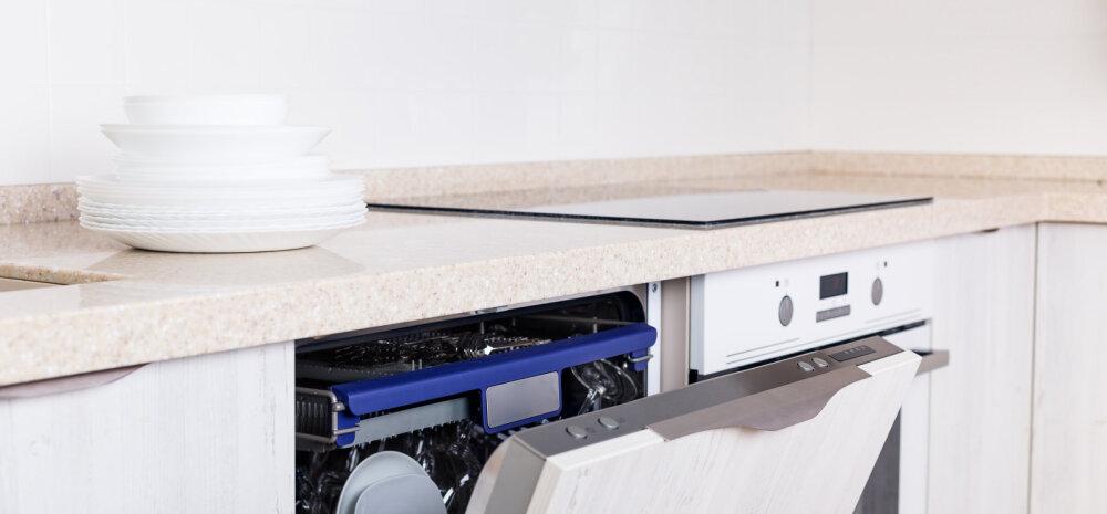 17 asja, mida mitte mingil juhul nõudepesumasinas pesta ei tohiks