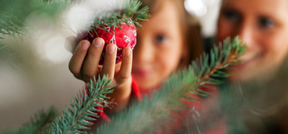 Jõuluvana asemel Lambaehmataja   Vaata, kuidas erinevates Euroopa maades lastele jõulud tulevad