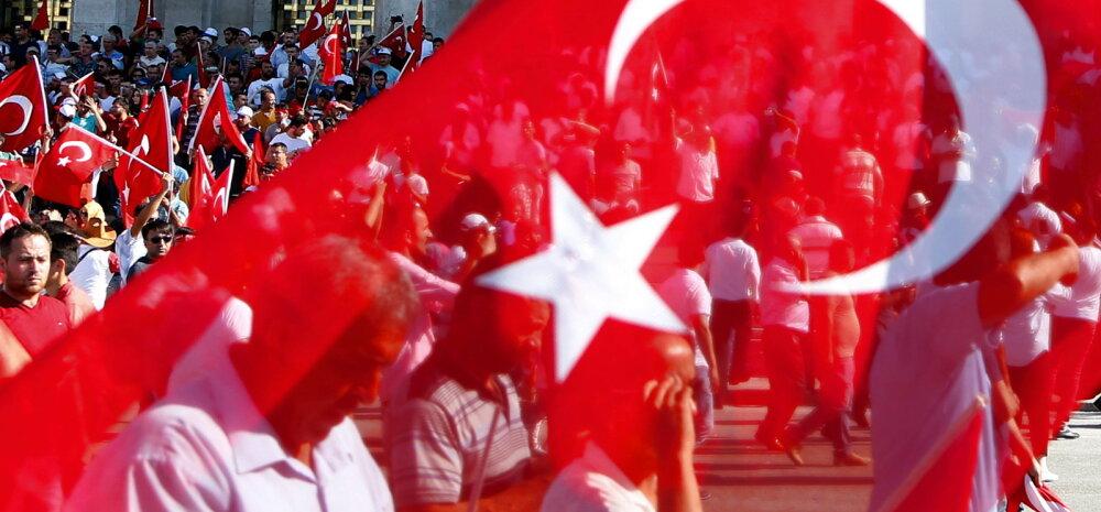 Türgi - liidrikeskne liitlane pole praegu just Euroopa lemmik