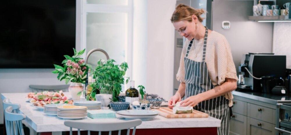 Anni Arro jagab nõu, millele enne uue köögi planeerimist mõelda