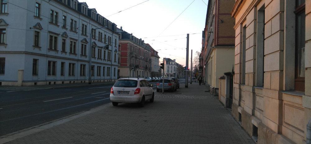 Igapäevane tee kodust linnakeskusesse