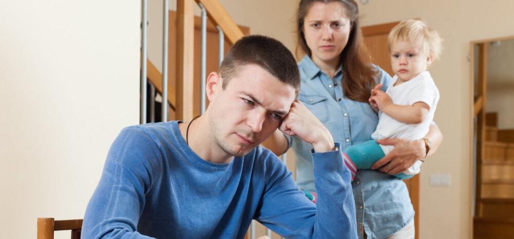 Millest tekivad lahkuminekuni viivad tülid?
