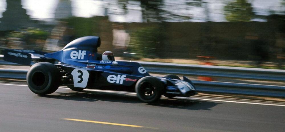 F1 aastal 1973: Stewart jälle meister, kaks pilooti hukkunud, ehk ei midagi uut
