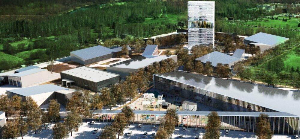 Tartu uus visiitkaart? Kümnele hektarile kerkib ainulaadne ärikeskkond