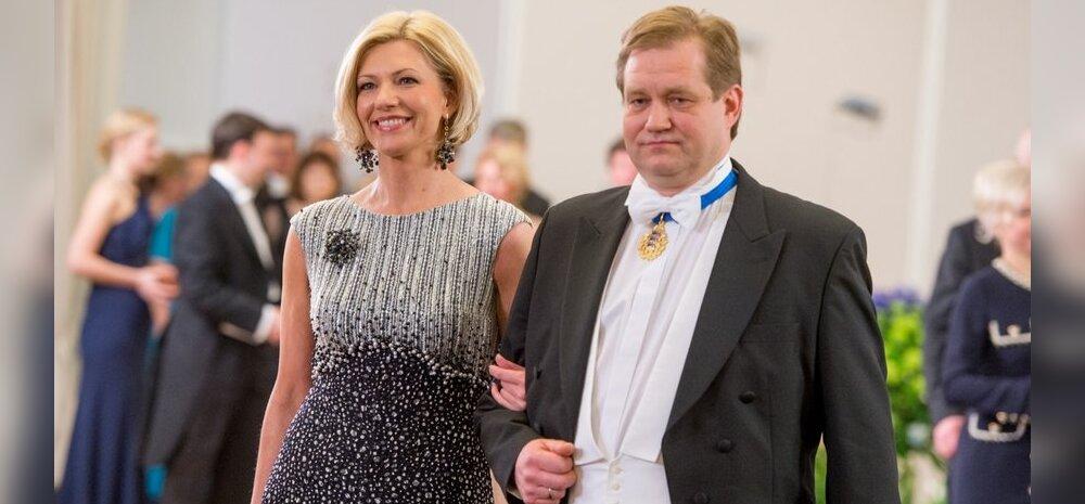 Euroopa Parlamendi saadik Ivari Padar ja Kristel Voltenberg