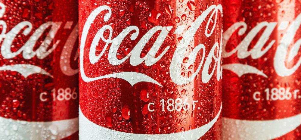 ÜLLATAV: saa teada, miks on Coca-Cola logo just punane
