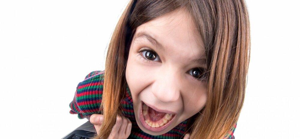 Lapse viha on kaitse sügavamate tunnete eest nagu hirm, solvumine, pettumus