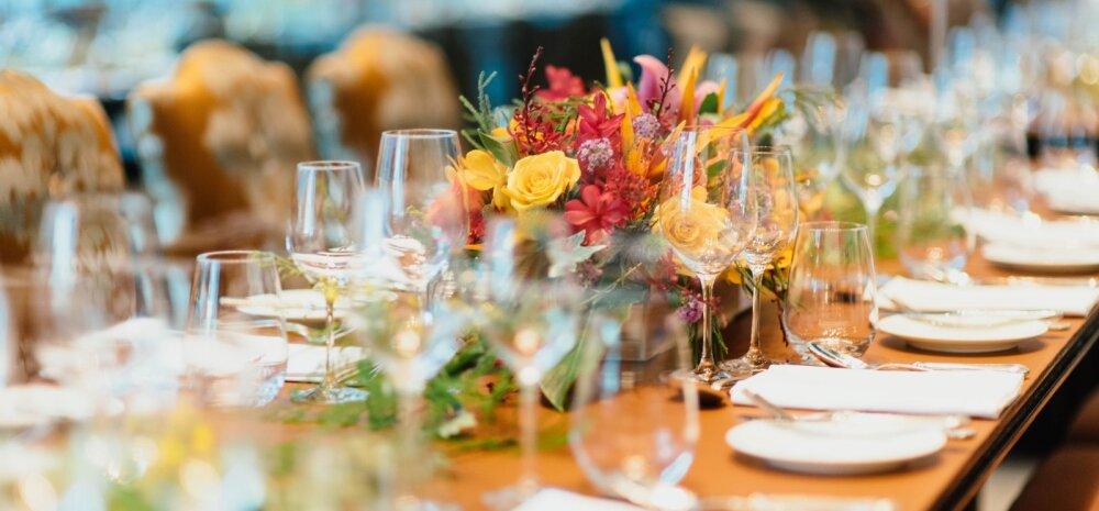 Naisteka pulmablogi: mis saab külaliste kingitud lilledest?