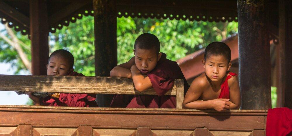 Viis õnnelikkuse õppetundi budistidelt, mis aitavad sul rahulikuma ja õnnelikumana elada