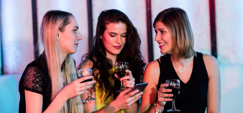 Ole ettevaatlik! Miks toob alkoholi joomine naistele kaasa raskemaid tagajärgi kui meestele?