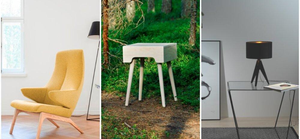 TOP 3 Eesti disainiettevõtet   Vaata tooteid, mis koguvad ajas väärtust