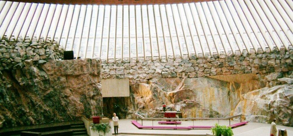 Temppeliaukion kirkko: terroristide sihtmärk number üks Helsingis