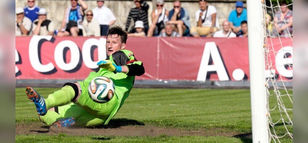 Jalgpall Sillamäe Kalev vs Jõhvi Lokomotiv