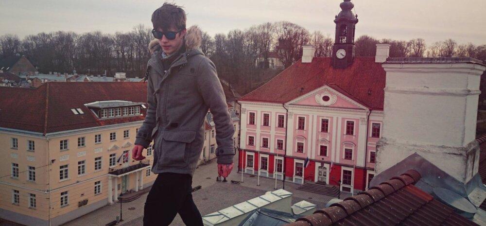 Hull värk! Eesti poiss kogub 9GAGis populaarsust